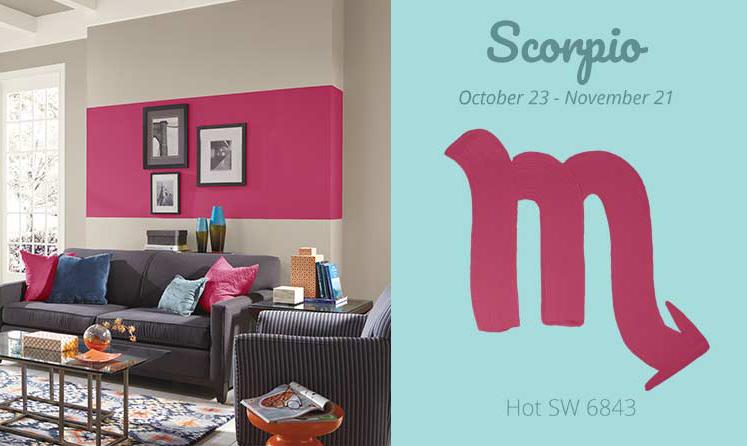 scorpio - couch - blue