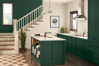 Color of the Month October 2019: Dard Hunter Green