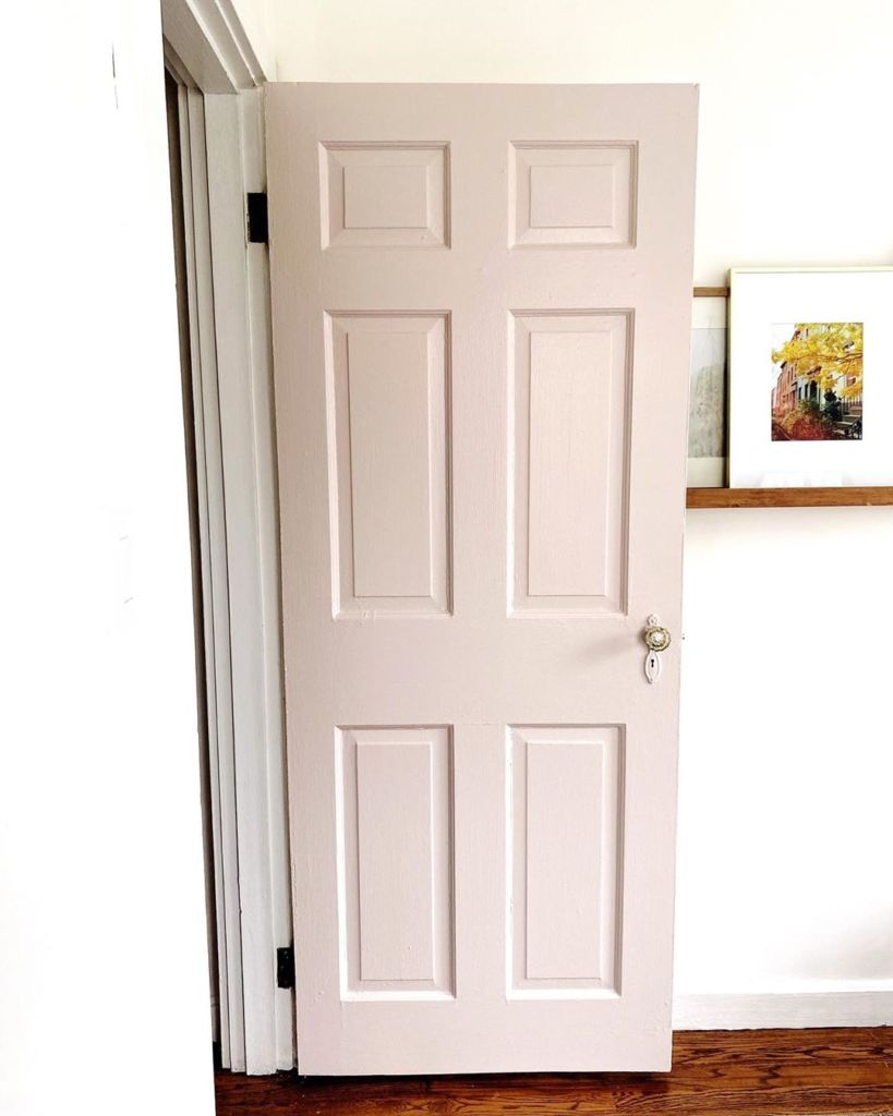 door paint colors, white truffle