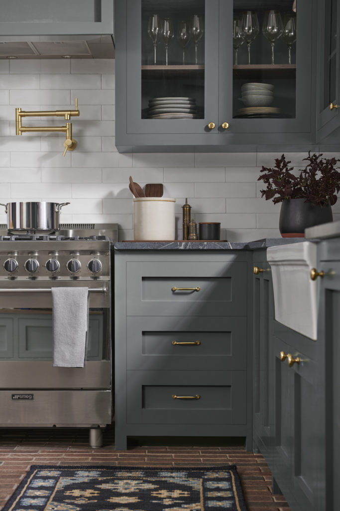 3 Kitchen Trends We Re Loving In 2020, Best Sherwin Williams Gray Color For Kitchen Cabinets