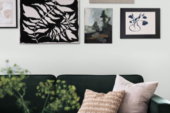 3 Gallery Wall Tips & Tricks to Remember