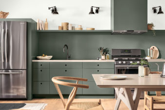 Color of the Month December 2020: Pewter Green