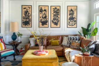 5 Maximalist-Inspired Spaces We Love