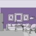 Color and Perspective: Shorten your space